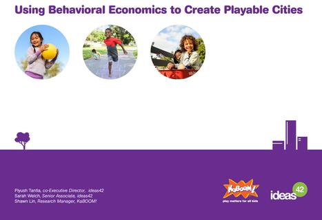 Playability: Creating Family-Friendly Cities | Neighborhood | Scoop.it