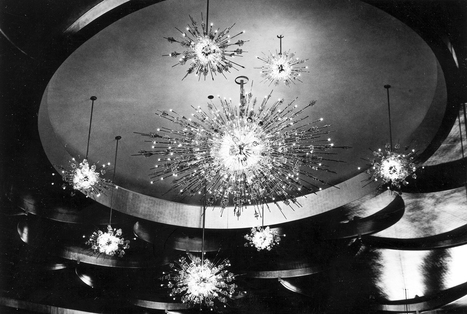 Bright star: Lobmeyr celebrates the 50th birthday of its Met Opera chandeliers | D_sign | Scoop.it