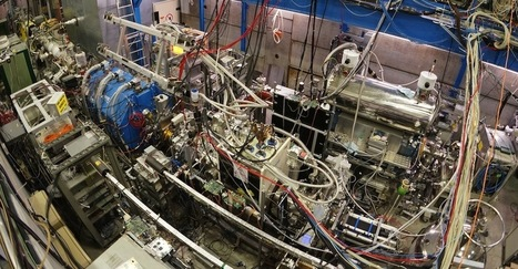 Matter of Mystery: Antimatter Beam Could Help Solve Physics Puzzle | Nuclear Physics | Scoop.it