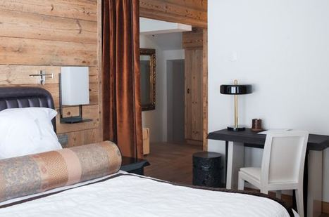 La Sivolière, a luxury boutique hotel at the foot of the ski slopes in the French Alps   Courchevel   Scoop.it