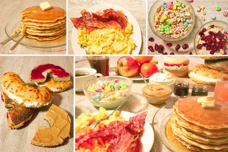 Breakfast in America - Le petit déjeuner américain by Cookin'theworld | Food & consumer goods | Scoop.it