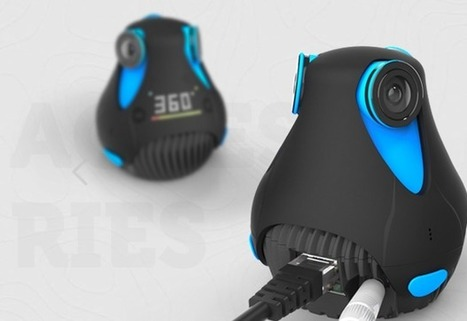 Giroptic, la caméra made in France, pourrait faire de l'ombre à GoPro   Made in France & French Touch   Scoop.it