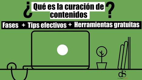 #ContentMarketing : Claves para una curación de contenidos efectivas | Estrategias de Curación de Contenidos: | Scoop.it