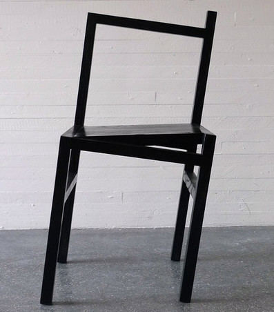 9,5° chair by Rasmus B. Fex | Architecture, Design, Art, Technology | Scoop.it
