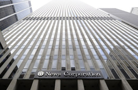 Why is News Corp splitting in two? - The Economist (blog) | social networking | Scoop.it