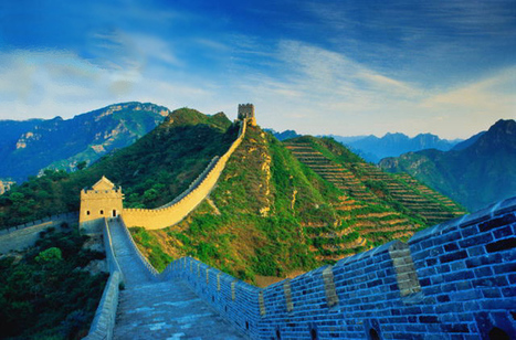 The Great Wall of China Tourist Attraction in the World - Vacation x Travel | Fashion and gifts | Scoop.it