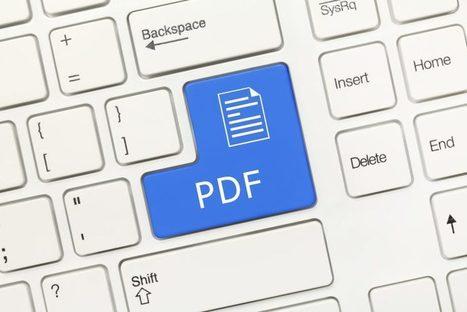 Cómo eliminar la contraseña de un archivo PDF | Santiago Sanz Lastra | Scoop.it