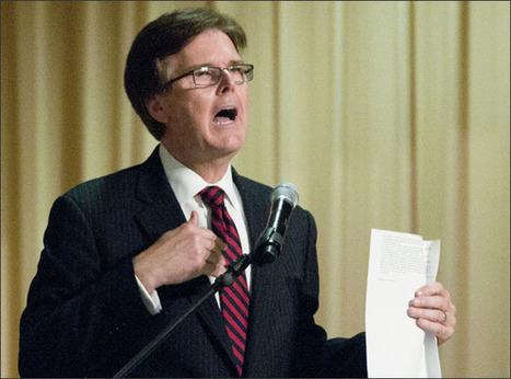 Texas Lesson-Plan Brawl Resonates Beyond State Border | Beyond the Stacks | Scoop.it