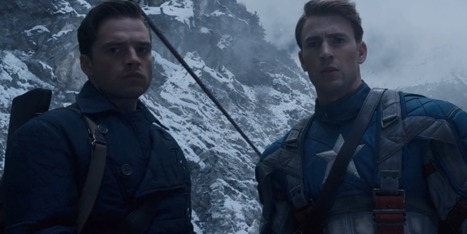 The Internet Wants Captain America To Get A Boyfriend | LGBT Network | Scoop.it