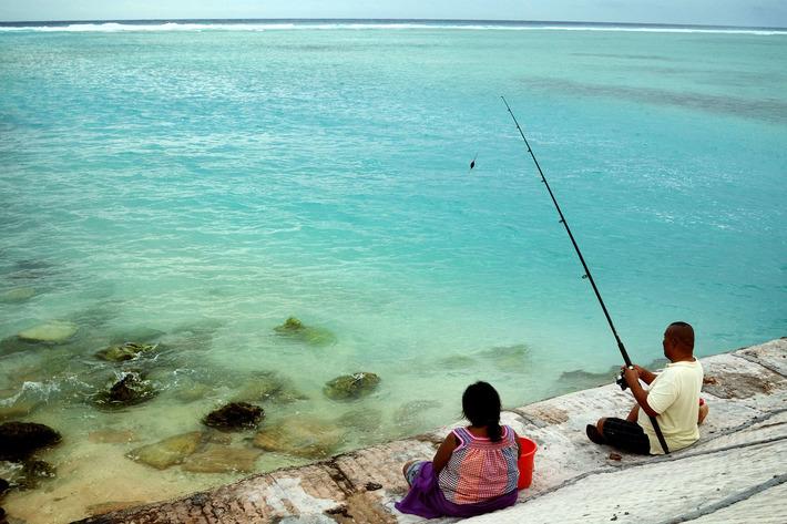 Les îles Kiribati, enfer et paradis | Iles | Scoop.it