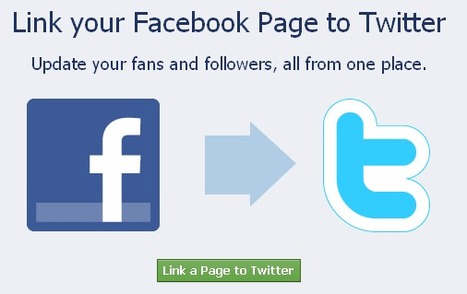 Facebook To Let Users Post Status Updates To Twitter [News] | Twitter for You | Scoop.it