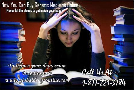 Buy Lexapro In Canadian Pharmacy Online | Online International Prescription Service | Scoop.it