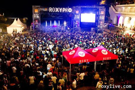 Roxy Pro Music Festival : concerts gratuits à partir de 20h ! « Surfing Biarritz Web Mag | BABinfo Pays Basque | Scoop.it