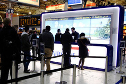 BA holds ticket givaway flying challenge at Victoria | Experiential News! | Scoop.it