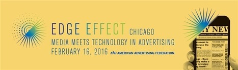 Edge Effect: Media Meets Technology In Advertising - RegOnline | Designing  service | Scoop.it
