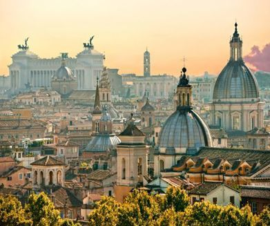 5 of Rome's most romantic spots | Italia Mia | Scoop.it