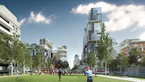 Projets et constructions : à Lyon, le marché voit grand | Immobilier de bureaux : communication et marketing. | Scoop.it