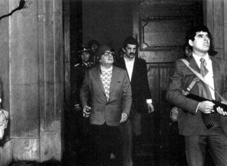 El derrocamiento de Allende, contado por Washington | Lecciones de la historia | Scoop.it