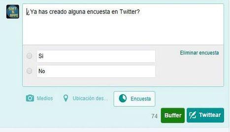 ¿Ya has probado la nueva opción para crear encuestas en Twitter? | Social media, recursos, ideas, herramientas | Scoop.it