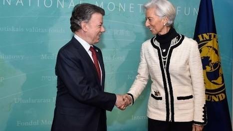 FMI aconsejará a Colombia en creación de reforma tributaria - RCN Radio | Actualidad colombiana | Scoop.it