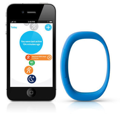 Lark wristband | Quantified-Self & Gamification | Scoop.it