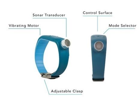 Sunu, le bracelet connecté dédié aux non-voyants | 694028 | Scoop.it