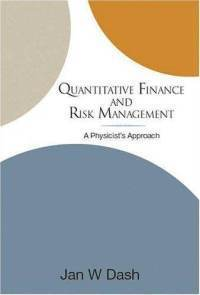 Quantitative Finance and Risk Management: A Physicist's Approach | Quantitative Finance | Scoop.it