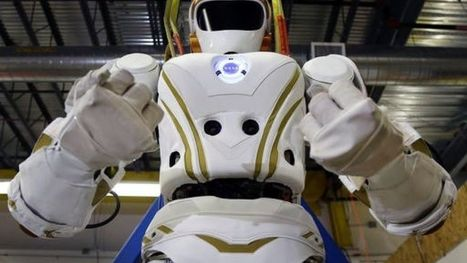 NASA's Valkyrie robots set the table for human life on Mars | Fox News | STEM Connections | Scoop.it
