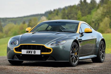 2015 Aston Martin V8 Vantage GT - Autoblog (blog) | Supercars in Asia | Scoop.it