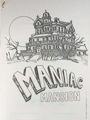 Grumpy Gamer - Maniac Mansion Design Doc | Game Design Stories | Scoop.it