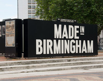 Made in Birmingham (Exhibition) | Container Architecture | Scoop.it