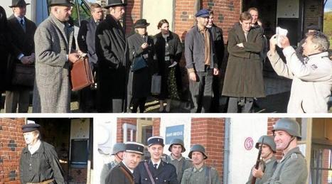 Un film tourné à la gare sur le réseau Shelburn | Plouha (22) Les Mémoires de l'Histoire : Shelburn le film, veille presse électronique | Scoop.it