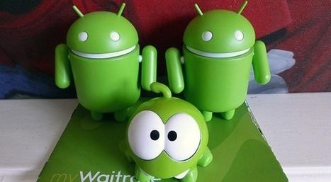 Rendez-moi mon iPhone, Android c'est tout pourri | Slate | Au fil du Web | Scoop.it
