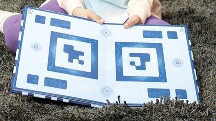 Wonderbook Augmented Reality aus der Spielkonsole - Bayerischer Rundfunk | augmented reality | Scoop.it