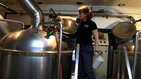 Women's Role in Craft Beer Industry [video} | WomenLoveBeer | Scoop.it