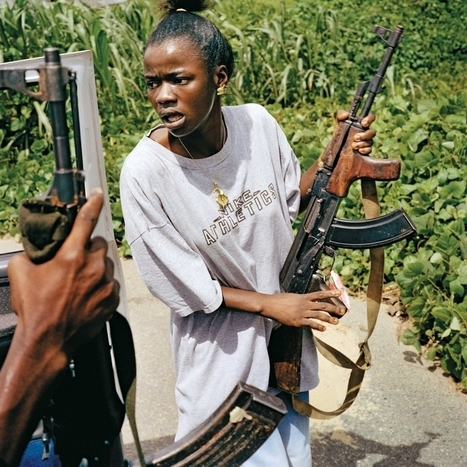 Shocking Truth Revealed About Liberia's Former Child Soldiers: They Were Girls | Social Media 4 Good | Scoop.it