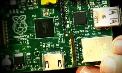 Raspberry Pi boards begin shipping today (video)   Raspberry Pi   Scoop.it
