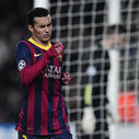 Champions League: Barcelonas Pedro says Man City clash is biggest game of season so far | Sports News | Scoop.it