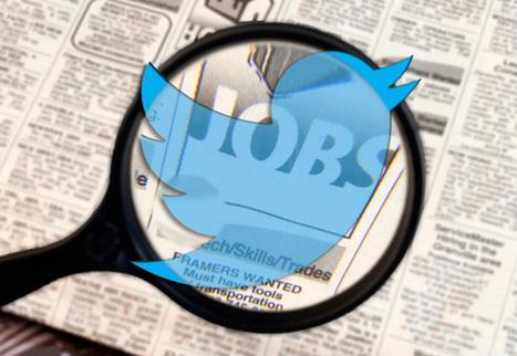 4 tips om via Twitter een baan te vinden - Twittermania   NicoWeb Update   Scoop.it