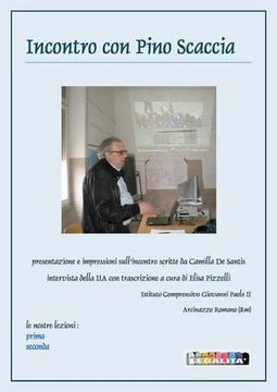 Incontro con Pino Scaccia   Percorsi sulla legalità a.s. 2012 - 2013   Scoop.it