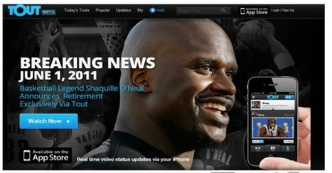 Tout: The Next Big Thing In Sports?   Sports & Entertainment Marketing   Scoop.it