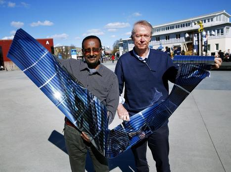 New world record for fullerene-free polymer solar cells | Amazing Science | Scoop.it