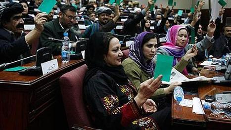 Women better represented in Afghan Cabinet than in Australia | Global Politics - Yemen | Scoop.it
