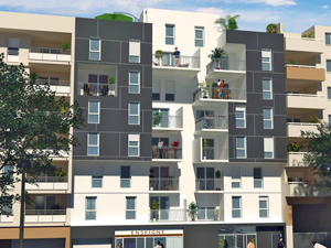 Résidence Urban Eden (Villeurbanne) - Defiscalisation Démembrement de propriété   défiscalisation   Scoop.it