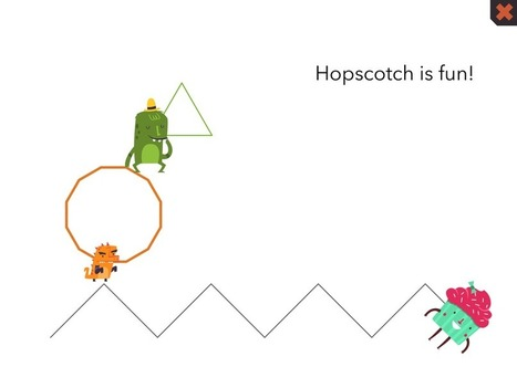 HOPSCOTCH | taccle2 | Scoop.it