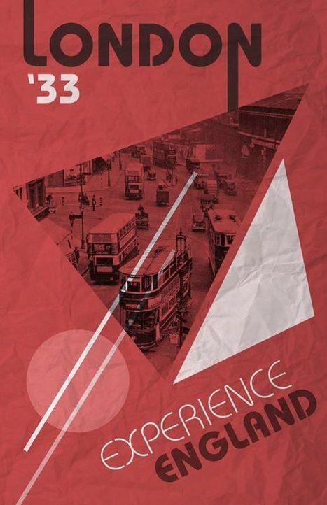 30 Bauhaus-inspired Posters   Typography+Design   Scoop.it