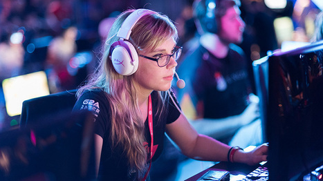 Ending cyberbullying is everyone's responsibility: Professional gamer Stephanie Harvey | Library | University of Ottawa | Pesten & Digitaal Pesten wereldwijd Stichting Stop Pesten Nu - News articles about Bullying and Cyber Bullying World Wide Foundation Stop Bullying Now | Scoop.it