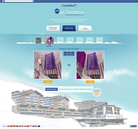 KRDS FEED - Suite à une consultation d'agences, le Club Med a...   Club Med & Social Media   Scoop.it
