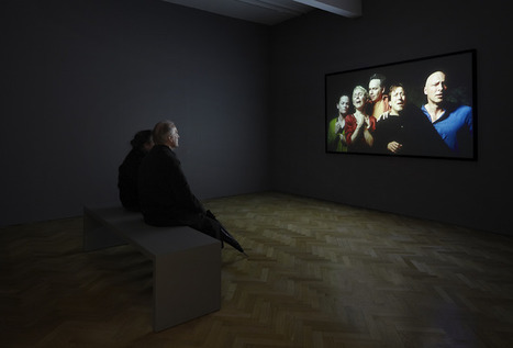 Blain|Southern | Bill Viola | The Quintet of the Unseen | ArtSeen | Scoop.it