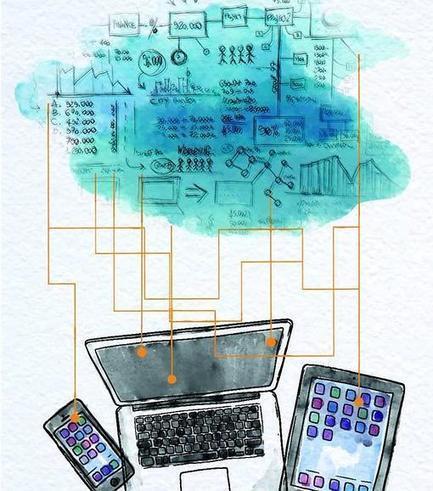 Las empresas se «suben» a la nube | Cooperación Universitaria para el Desarrollo Sostenible. MODELO MOP-GECUDES | Scoop.it